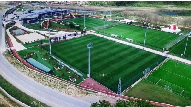 Fenerbahçe'de kamp planı
