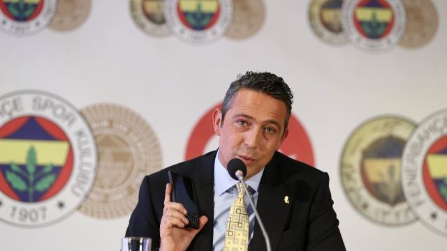 Fenerbahçe internet üzerinden bayramlaştı