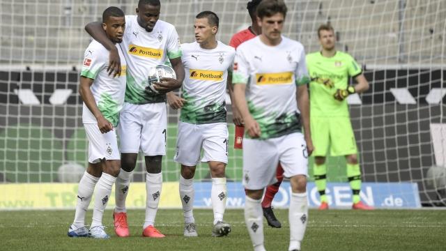 B. Mönchengladbach eski günlerini arıyor