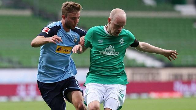 Werder Bremen - B.Mönchengladbach (Özet)