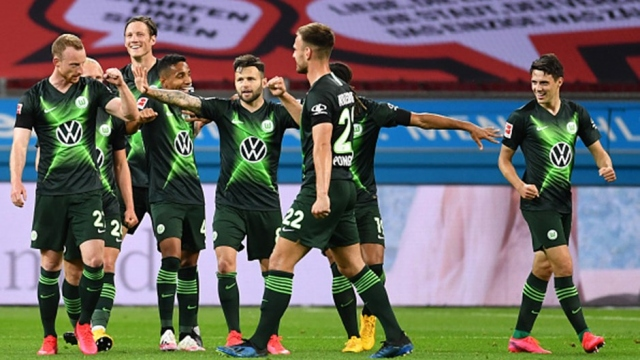 Leverkusen - Wolfsburg (Özet)