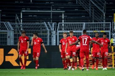 Dortmund - Bayern Münih (Özet)