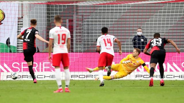 Leipzig - Hertha Berlin (Özet)