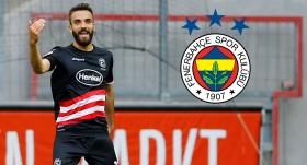 Fenerbahçe Kenan Karaman'ı yakın takibe aldı
