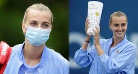 Prag Tenis Turnuvası'nda şampiyon Kvitova
