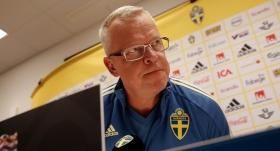 İsveç, Andersson'un sözleşmesini uzattı