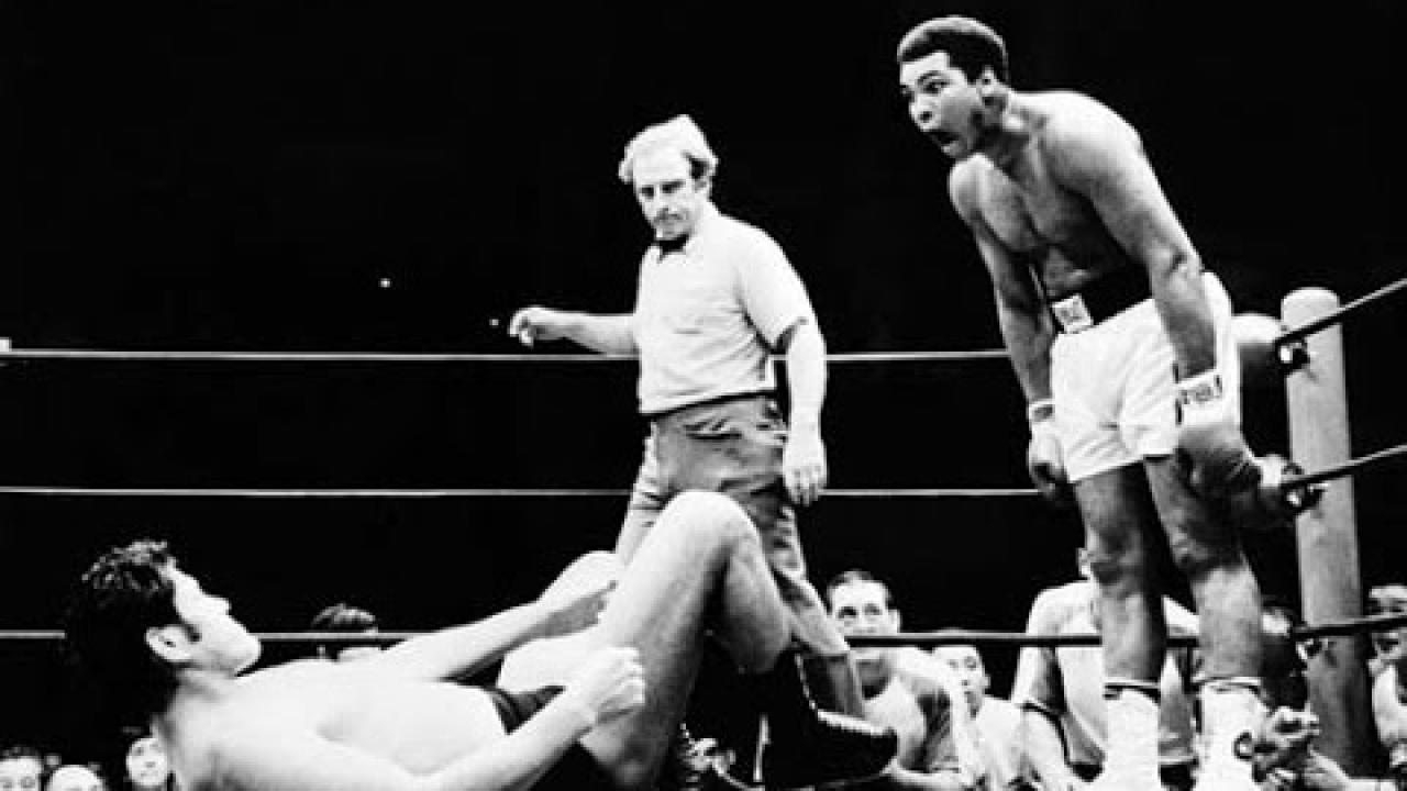 "10 fotoğraf, 10 bilgi ""Muhammed Ali"""