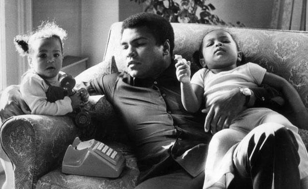 Ali, iyi bir aile babasıydı