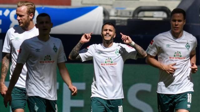 Schalke - Werder Bremen (Özet)