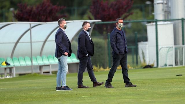 Fenerbahçe Riva'da çalışıyor