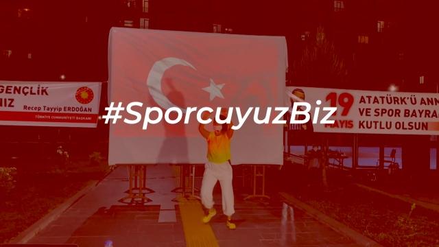 Türkiye evde kaldı, hareketsiz kalmadı
