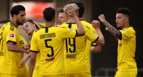 Dortmund ikinci yarıda açıldı