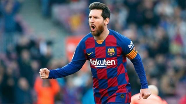 Messi'den koronavirüs açıklaması