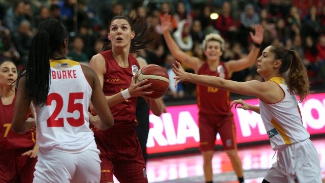 İnci Güçlü: WNBA'de oynama planlarım var