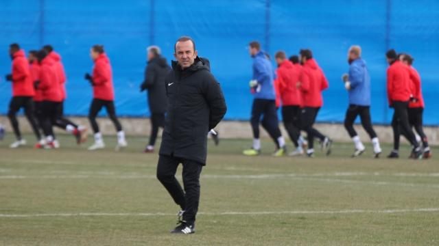 Özdilek: Hedefimiz, BB Erzurumspor'u Süper Lig'e taşımak