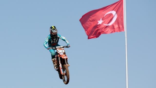 Motokros yarışları 3. kez Afyonkarahisar'da