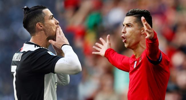 Cristiano Ronaldo ilk milyarder futbolcu oldu - TRT Spor - Türkiye ...