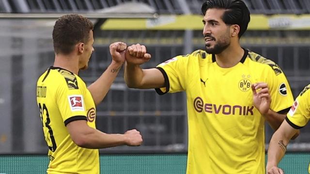 Dortmund - Hertha Berlin (Özet)