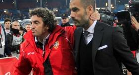 Guardiola kavgaya ağabeyini çağırdı: Juanma Lillo