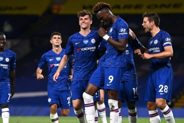 Chelsea - Manchester City (Özet)