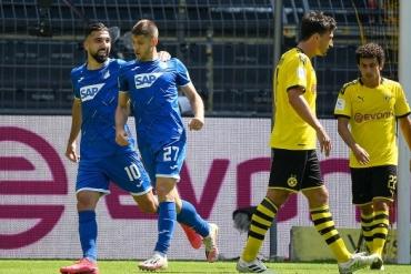 Dortmund - Hoffenheim (Özet)