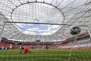 Leverkusen - Mainz (Özet)