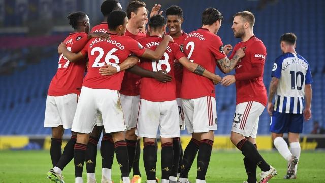 Brighton - Manchester United (özet)