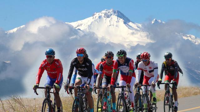 Bisikletler Erciyes'te pedallayacak