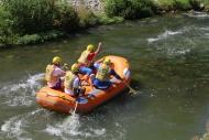 Ordu'da rafting