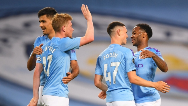 Manchester City - Liverpool (Özet)