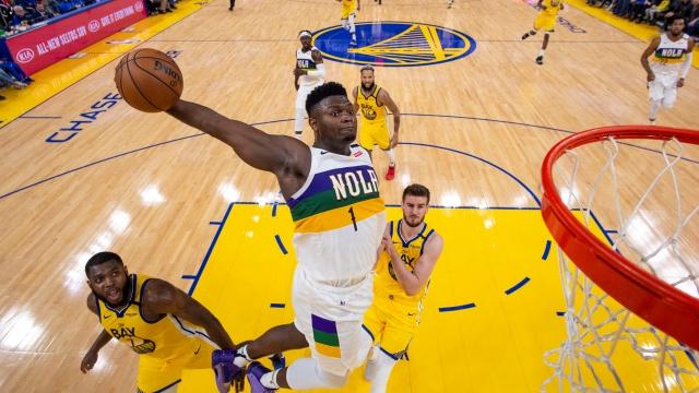 Zion Williamson: NBA'e güveniyorum