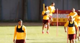 Galatasaray'da son testler negatif