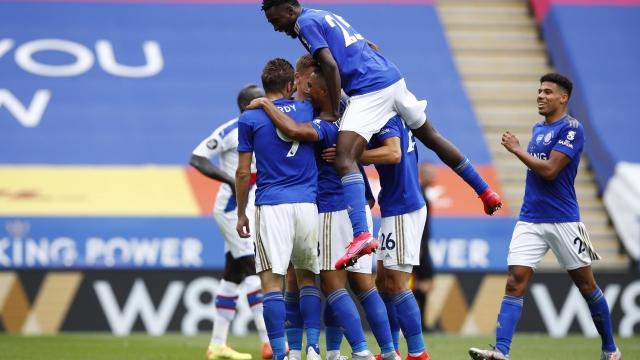 Leicester City - Crystal Palace (Özet)