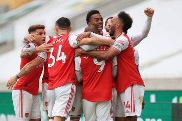 Wolverhampton - Arsenal (Özet)