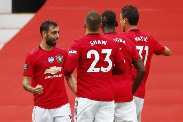 Manchester United - Bournemouth (Özet)