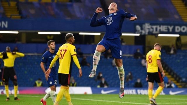 Chelsea - Watford (Özet)
