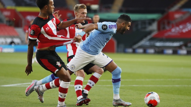 Southampton - Manchester City (Özet)