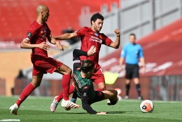 Liverpool - Aston Villa (Özet)