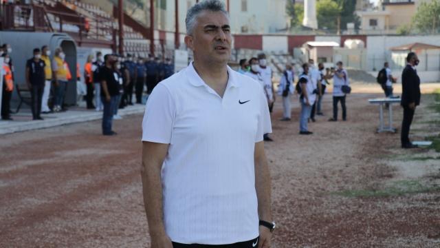 Mehmet Altıparmak TRT SPOR'a konuştu