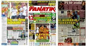Beşiktaş'a Kayseri şoku