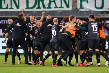Heidenheim - Werder Bremen (Özet)