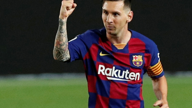 Lionel Messi Barcelona'dan ayrılacak mı?