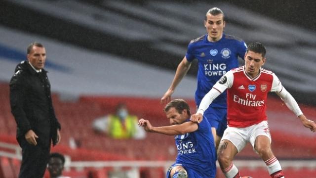 Arsenal - Leicester (Özet)