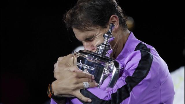 Rafael Nadal Amerika Açık Tenis Turnuvası'nda yer almayabilir