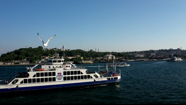 İstanbul Boğazı'nda E-Spor maçları