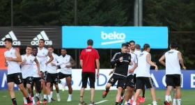 Beşiktaş Yeni Malatyaspor maçına hazır