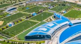 Katar'ın dev futbol projesi: Aspire Academy