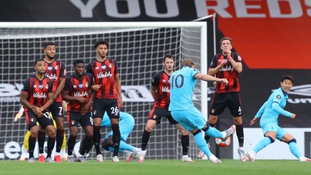 Bournemouth - Tottenham (Özet)