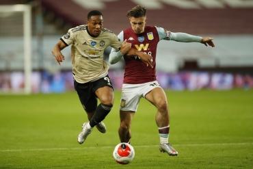 Aston Villa - Manchester United (özet)