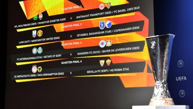Başakşehir'in Avrupa Ligi'nde rakibi belli oldu